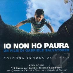 Io Non Ho Paura CD Cover Art