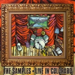 Samples - Live In Colorado CD Cover Art