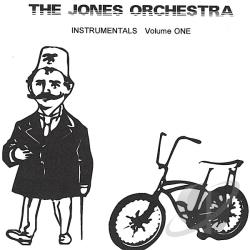 Jones Orchestra - Instrumentals, Vol. 1 CD Cover Art