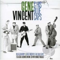Vincent, Gene - Bluejean Bop/Gene Vincent CD Cover Art