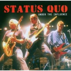 Status Quo - Under the Influence CD Cover Art