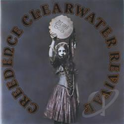 Creedence Clearwater Revival - Mardi Gras CD Cover Art