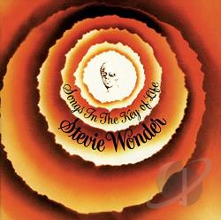 Wonder, Stevie - Songs in the Key of Life CD Cover Art