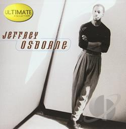 Osborne, Jeffrey - Ultimate Collection CD Cover Art