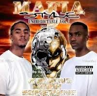 Mafia Style - Unpredictable Vol. 1 CD Cover Art