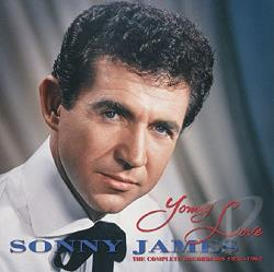 James, Sonny - Young Love: The Complete Recordings: 1952-62 CD Cover Art