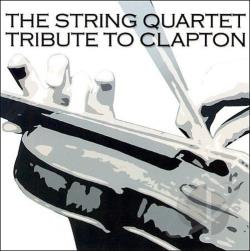 Various Artists / Vitamin String Quartet - String Quartet Tribute to Clapton CD Cover Art