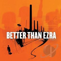 Better Than Ezra - Before the Robots CD Cover Art