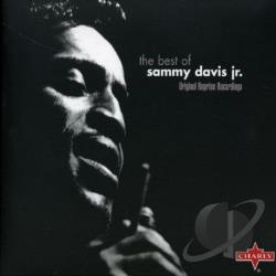 Davis, Sammy Jr. - Very Best of Sammy Davis Jr. CD Cover Art