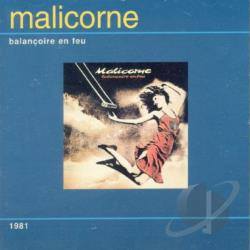 Malicorne - Balancoire en Feu CD Cover Art