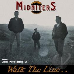 Midniters - Walk the Line/Playin' Hookie CD Cover Art