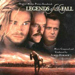 Horner, James - Legends of the Fall CD Cover Art