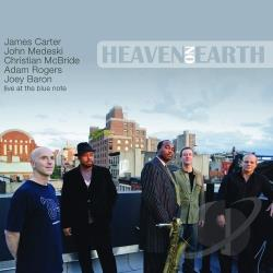 Carter, James - Heaven on Earth CD Cover Art