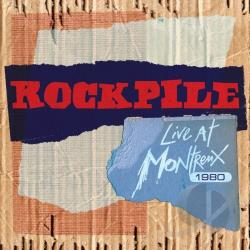 Rockpile - Live at Montreux 1980 CD Cover Art