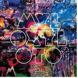 Coldplay - Mylo Xyloto CD Cover Art
