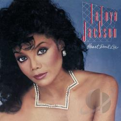 Jackson, La Toya - Heart Don't Lie CD Cover Art