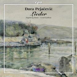 Danz / Garben / Pejacevic - Dora Pejacevic: Lieder CD Cover Art
