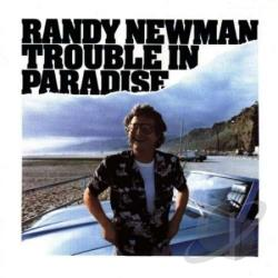 Newman, Randy - Trouble in Paradise CD Cover Art