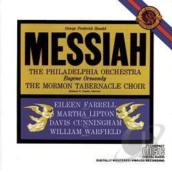 Ormandy, Eugene - Handel: Messiah CD Cover Art
