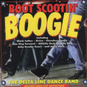 Boot Scootin Boogie CD Cover Art