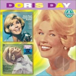 Day, Doris - Doris Day's Sentimental Journey/Latin for Lovers CD Cover Art