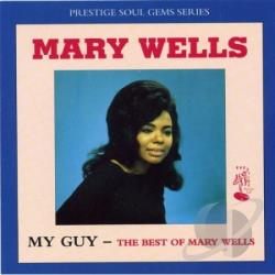 Wells, Mary - My Guy: Best Of CD Cover Art