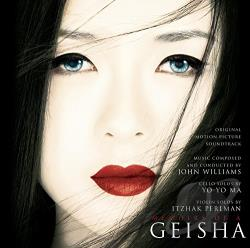 Ma, Yo-Yo / Perlman, Itzhak / Williams, John - Memoirs of a Geisha CD Cover Art