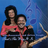 Pennewell / Vaught - That's The Way It Is CD Cover Art