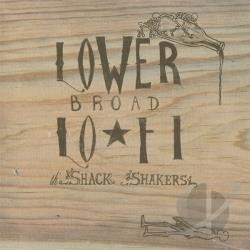 Legendary Shack Shakers - Lower Broad Lo-Fi CD Cover Art