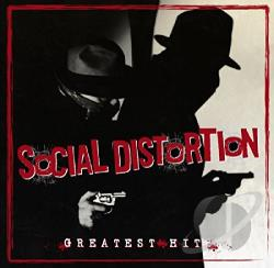 Social Distortion - Greatest Hits CD Cover Art