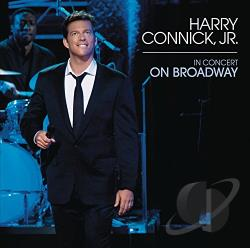 Connick, Harry Jr. - In Concert on Broadway CD Cover Art