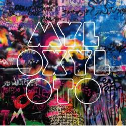 Coldplay - Mylo Xyloto LP Cover Art