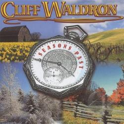 Waldron, Cliff - Seasons Past CD Cover Art