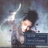 Aude - Vents Contraires CD Cover Art