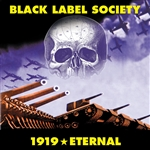 Black Label Society - 1919 Eternal CD Cover Art