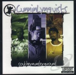 Cunninlynguists - Southernunderground CD Cover Art