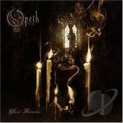 Opeth - Ghost Reveries CD Cover Art