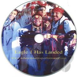 John, Melvin - Eagle 1 Has Landed CD Cover Art
