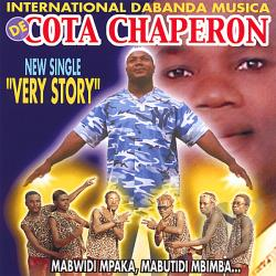 Chaperon, Cota - Very Story CD Cover Art