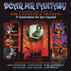 Dear Mister Fantasy / Various Artists - Dear Mr. Fantasy A Celebration For Jim Capaldi CD Cover Art