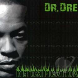 Dr. Dre - Detoxification CD Cover Art