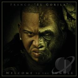Franco El Gorila - Welcome to the Jungle CD Cover Art