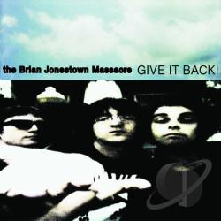 Brian Jonestown Massacre - Give It Back! CD Cover Art