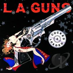 L.A. Guns - Cocked & Loaded CD Cover Art