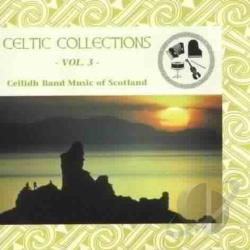 Ceilidh Band Music: Celtic Collections, Vol. 3 CD Cover Art