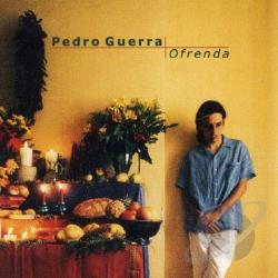 Guerra, Pedro - Ofrenda CD Cover Art