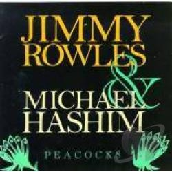 Rowles, Jimmy - Peacocks CD Cover Art