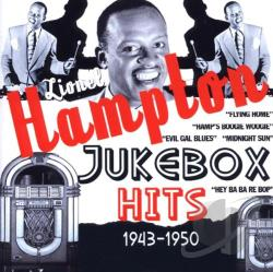 Hampton, Lionel - Jukebox Hits CD Cover Art