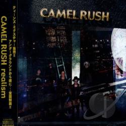 Camel Rush - Realism CD Cover Art