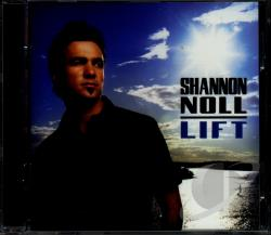 Shannon Noll (Singer) - Lift CD Cover Art